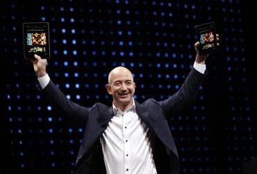 Amazon стала второй среди самых дорогих компаний