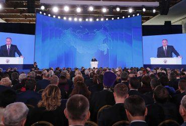 Ракета, «огненный шар» и лазеры: Путин пригрозил США и Европе новым ядерным оружием