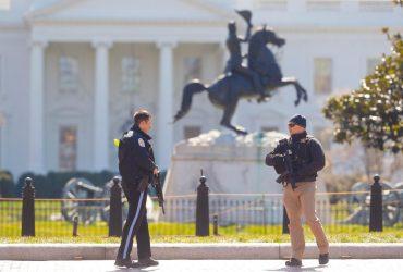 Неизвестный совершил самоубийство рядом с Белым домом