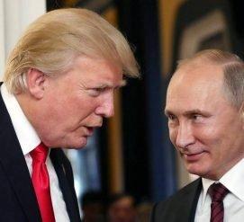 Опрос: как американцы относятся к Путину