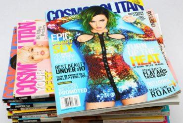 Walmart уберет из касс журнал Cosmopolitan за неуважение к женщинам