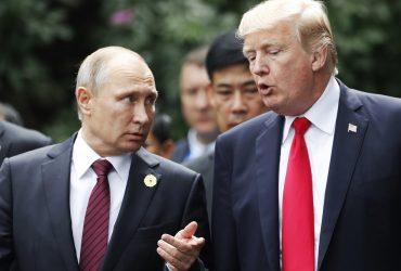 Трамп поздравил Путина с победой. Его просили этого не делать