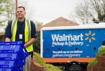 Walmart открывает сервис доставки в 100 городах США