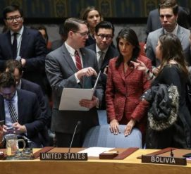 Россия заблокировала в ООН резолюцию США по Сирии. Трамп готов к ракетным ударам