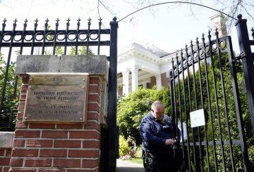 Россия обвиняет американские спецслужбы в захвате резиденции российского генконсула