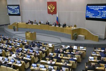 В Госдуме России предложили производить американские товары без разрешения правообладателей