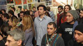 Бесплатная выставка современного искусства