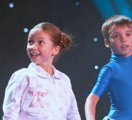 ВИДЕО: Украинские воздушные гимнасты покорили американское талант-шоу