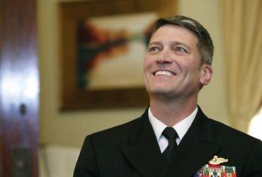 Главного врача Белого дома обвинили в алкоголизме — и он отказался возглавлять Департамент по делам ветеранов