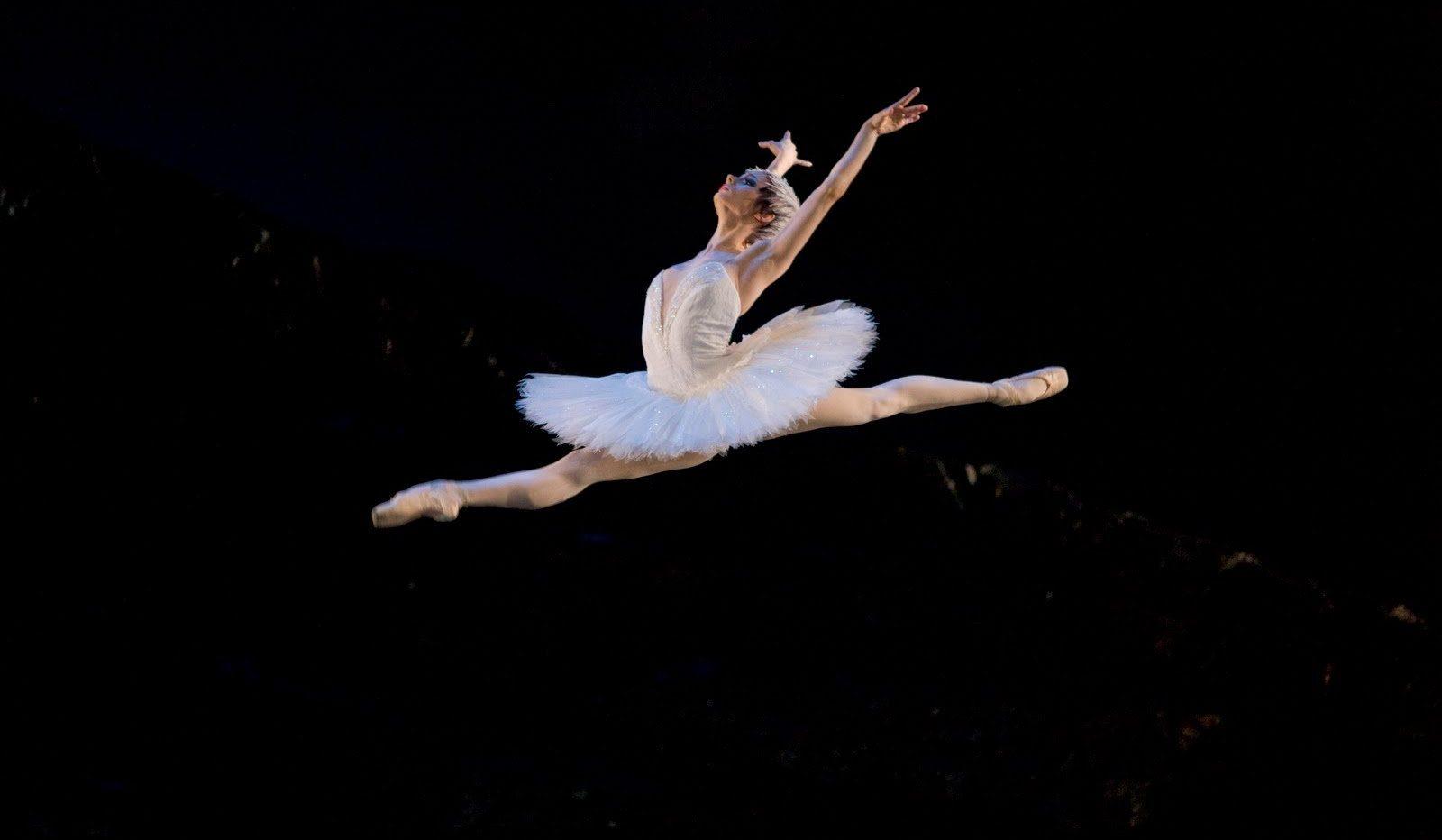 Полет балерины фото