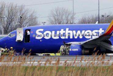 Как погибла пассажирка самолета Southwest Airlines и кто спас остальных