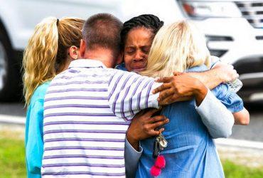 Во Флориде произошла стрельба в школе. Один ученик ранен