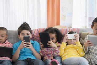 Родители Силиконовой долины борются с зависимостью детей от гаджетов