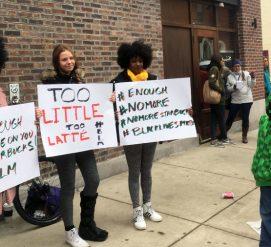 ВИДЕО: Афроамериканцев арестовали в Starbucks, потому что они ничего не заказывали