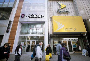 Оператор T-Mobile покупает своего конкурента Sprint