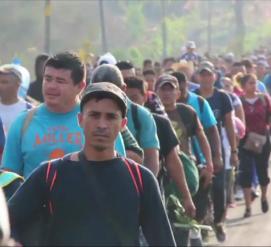 Караваны на США: Трамп обвиняет Мексику в игнорировании нелегальной иммиграции