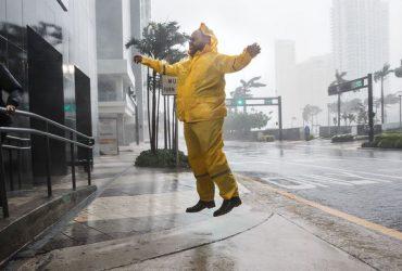 В США ожидается опасный штормовой сезон