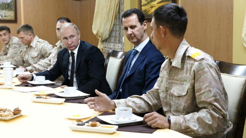 США введут новые санкции против России из-за Сирии