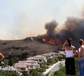 Сын украинских иммигрантов заплатит $37 миллионов за то, что устроил пожар в Орегоне
