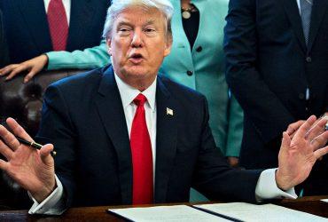 Трамп упростил увольнение федеральных служащих