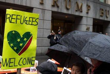Вместо мусульман: какие беженцы теперь приезжают в США (спойлер: украинские)
