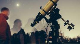 Астрономия под открытым небом с наблюдениями в телескоп