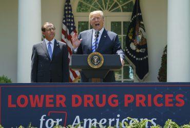 Трамп пообещал в скором времени снизить цены на лекарства