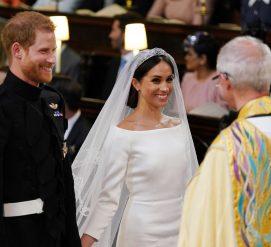 Как прошла церемония королевской свадьбы Меган Маркл и принца Гарри