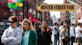 Блошиный рынок на Хестер-стрит