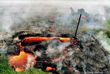 ФОТО, ВИДЕО: На Гавайях извергается вулкан — эвакуированы 1 700 жителей