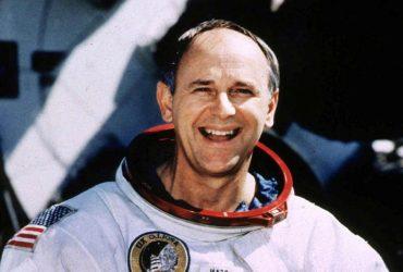Умер астронавт Алан Бин. Он был четвертым человеком, ступившим на Луну