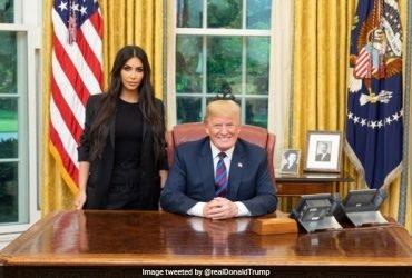 Ким Кардашьян встретилась с Дональдом Трампом. Они обсуждали тюремную реформу