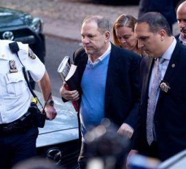 Харви Вайнштейна арестовали и официально обвинили в изнасилованиях