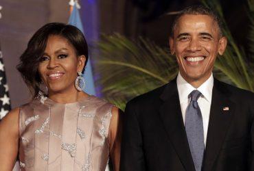 Барак и Мишель Обама начнут снимать фильмы для Netflix