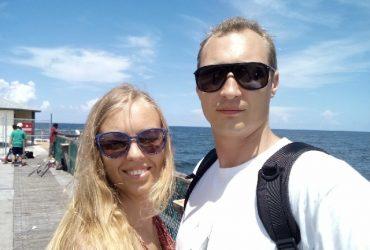 Эта пара эмигрирует в США через открытие филиала своей московской компании