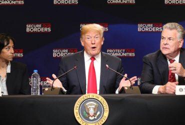 Трамп урежет финансирование стран, которые препятствуют США бороться с нелегалами