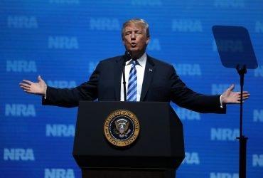 О чем говорил Дональд Трамп на форуме Национальной стрелковой ассоциации
