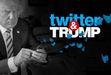 Как Дональд Трамп ведет аккаунт в твиттере и чему у него можно научиться