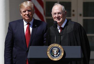 Энтони Кеннеди уходит из Верховного суда. Это может изменить Америку