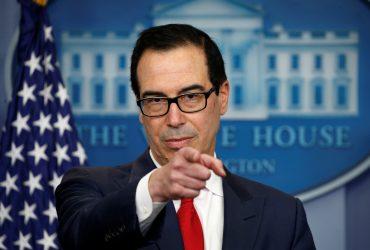 США ввели санкции против российской фирмы по разработке подводного снаряжения и еще четырех компаний
