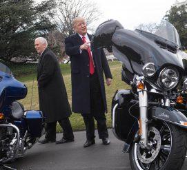 Harley-Davidson переносит производство мотоциклов в Европу из-за «торговой войны»