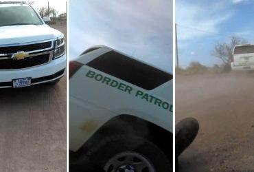 ВИДЕО: Машина пограничной службы сбила коренного американца возле границы с Мексикой