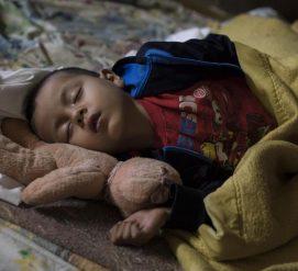 Детей нелегальных иммигрантов поселят в палаточном лагере в Техасе