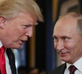 Известны дата и место встречи Трампа и Путина