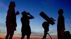 Бесплатная астрономия в парке