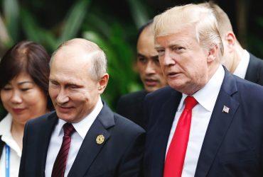 Трамп готовится к новой встрече с Владимиром Путиным
