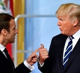 Трамп предложил Макрону выйти из Евросоюза в обмен на торговую сделку