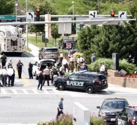 В Мэриленде в редакции газеты произошла стрельба, есть погибшие