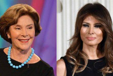 Мелания Трамп и Лора Буш раскритиковали политику «нулевой толерантности»