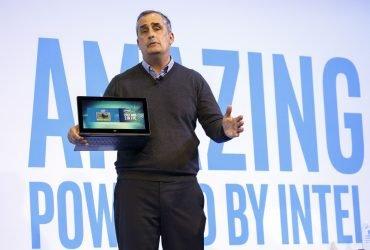 Генеральный директор Intel ушел в отставку из-за отношений с коллегой